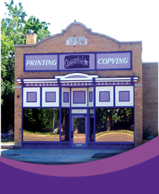 Printing copying banners brochures business cards colorado about us malvernweather Image collections